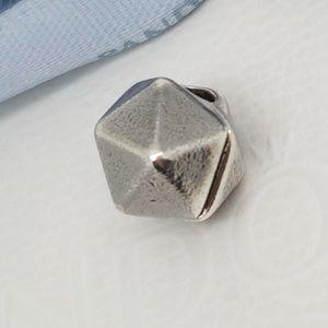 Pandora ROCK STAR 791004 Clip Charm Bead 925